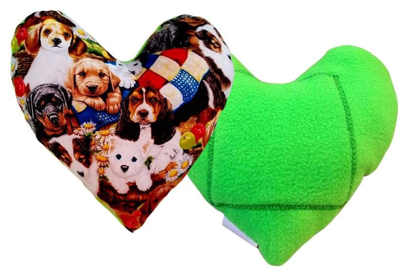 Puppy Love Small Pillow