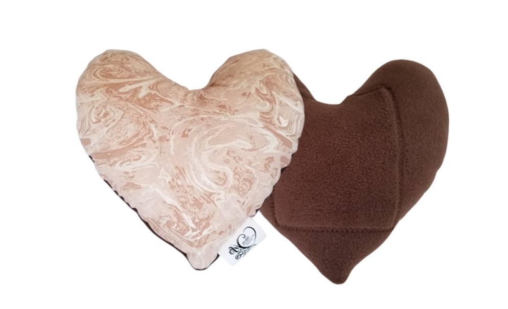 Chocolate Milkshake Small Pillow