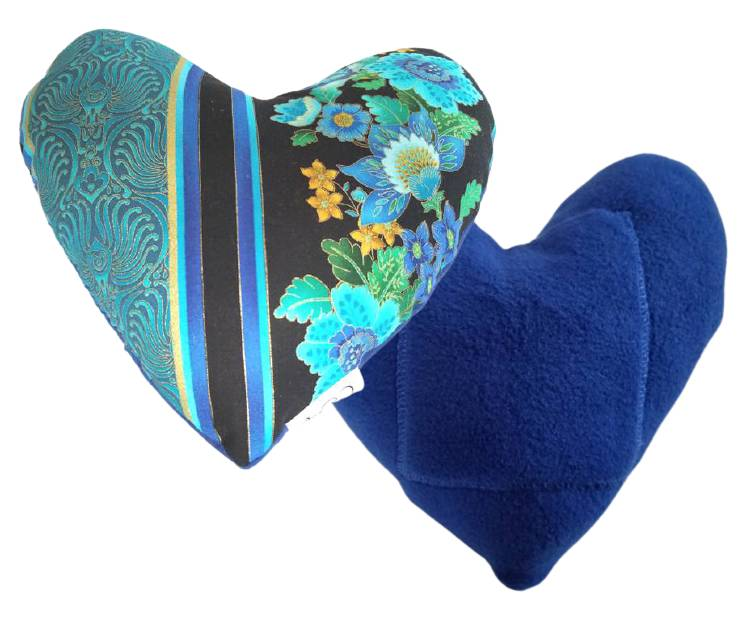 Regal Blue Small Pillow