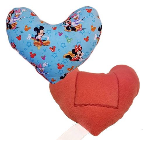 Mickey & Minnie Pattern - Small
